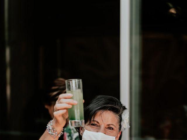 La boda de Nadia y Angel en Soutiño (Orense), Orense 74