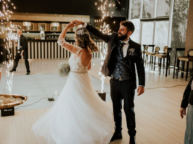 La boda de Nadia y Angel en Soutiño (Orense), Orense 79