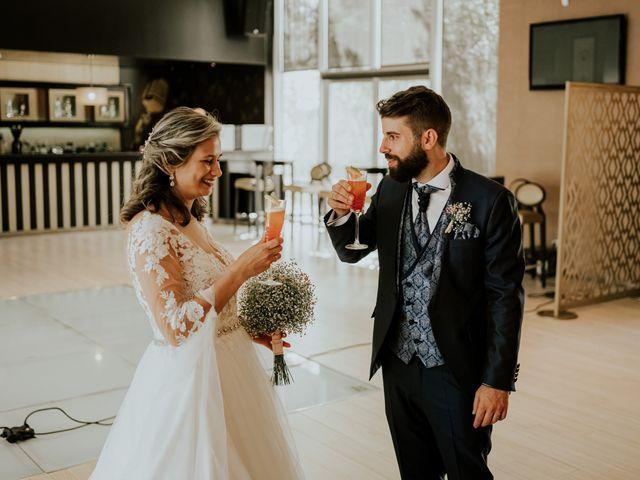 La boda de Nadia y Angel en Soutiño (Orense), Orense 80