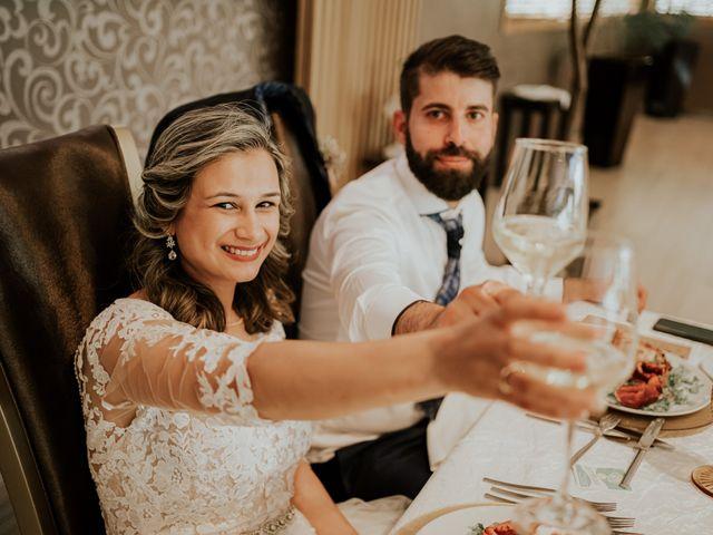 La boda de Nadia y Angel en Soutiño (Orense), Orense 82