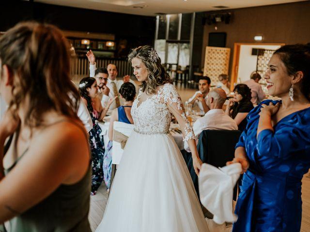 La boda de Nadia y Angel en Soutiño (Orense), Orense 86