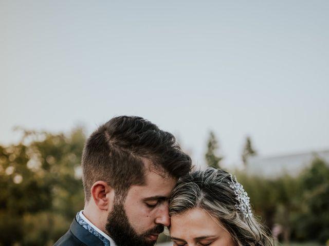 La boda de Nadia y Angel en Soutiño (Orense), Orense 95
