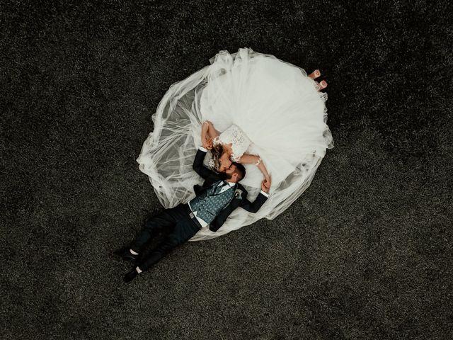 La boda de Nadia y Angel en Soutiño (Orense), Orense 1