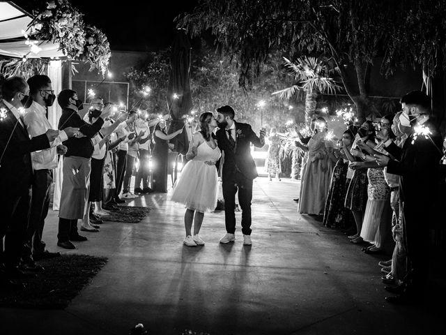 La boda de Nadia y Angel en Soutiño (Orense), Orense 97