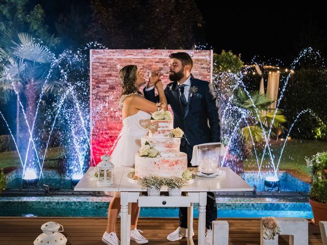 La boda de Nadia y Angel en Soutiño (Orense), Orense 99