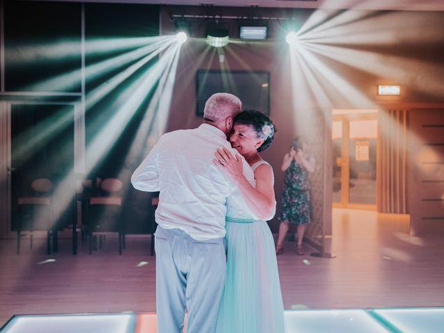 La boda de Nadia y Angel en Soutiño (Orense), Orense 102