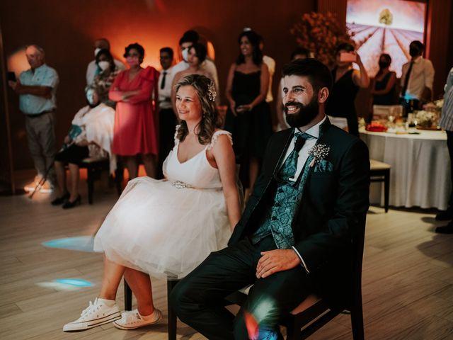 La boda de Nadia y Angel en Soutiño (Orense), Orense 103