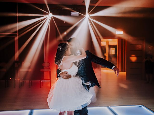 La boda de Nadia y Angel en Soutiño (Orense), Orense 104