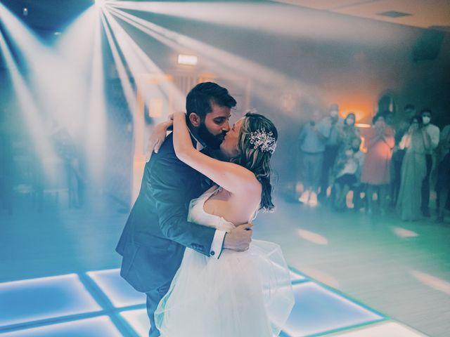 La boda de Nadia y Angel en Soutiño (Orense), Orense 105
