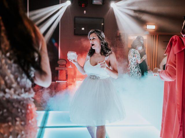 La boda de Nadia y Angel en Soutiño (Orense), Orense 106