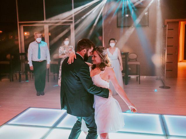 La boda de Nadia y Angel en Soutiño (Orense), Orense 107