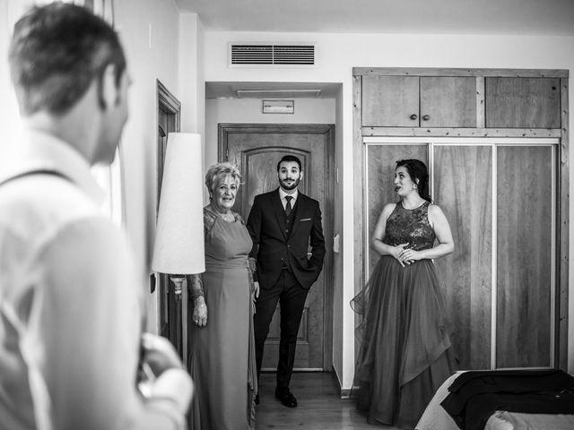 La boda de Sergio y Sandra en Ciudad Rodrigo, Salamanca 6