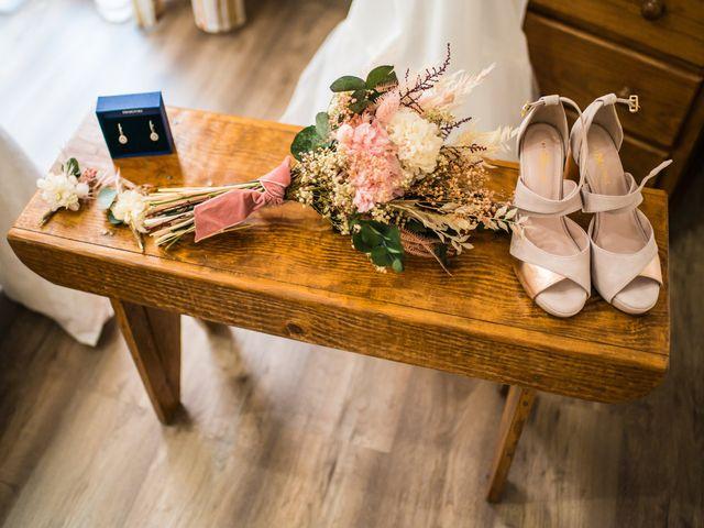 La boda de Sergio y Sandra en Ciudad Rodrigo, Salamanca 13