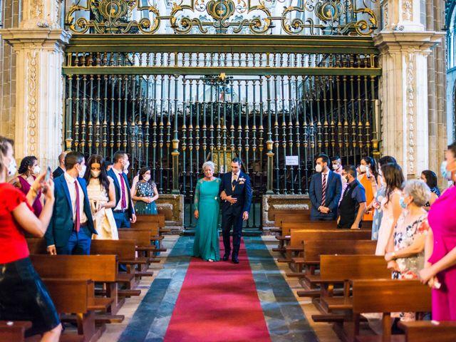 La boda de Sergio y Sandra en Ciudad Rodrigo, Salamanca 20