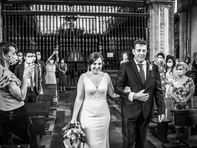 La boda de Sergio y Sandra en Ciudad Rodrigo, Salamanca 21