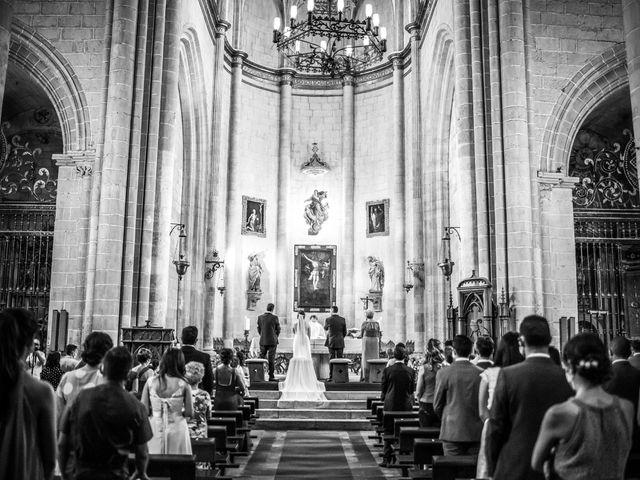 La boda de Sergio y Sandra en Ciudad Rodrigo, Salamanca 23