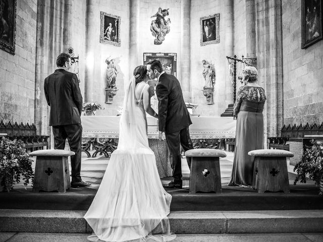 La boda de Sergio y Sandra en Ciudad Rodrigo, Salamanca 25