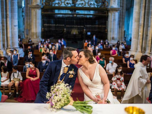La boda de Sergio y Sandra en Ciudad Rodrigo, Salamanca 27