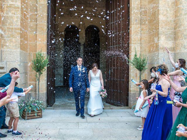 La boda de Sergio y Sandra en Ciudad Rodrigo, Salamanca 28