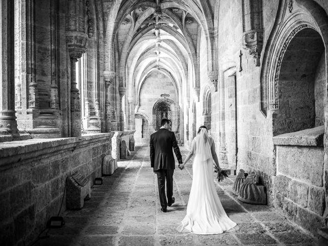 La boda de Sergio y Sandra en Ciudad Rodrigo, Salamanca 29
