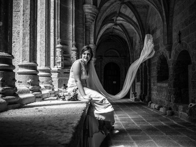 La boda de Sergio y Sandra en Ciudad Rodrigo, Salamanca 30