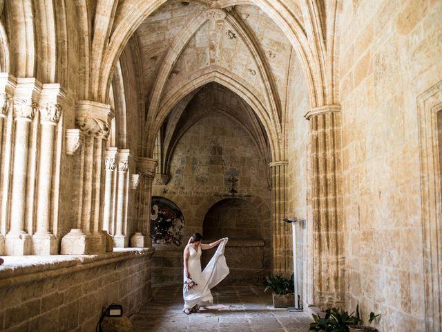 La boda de Sergio y Sandra en Ciudad Rodrigo, Salamanca 33