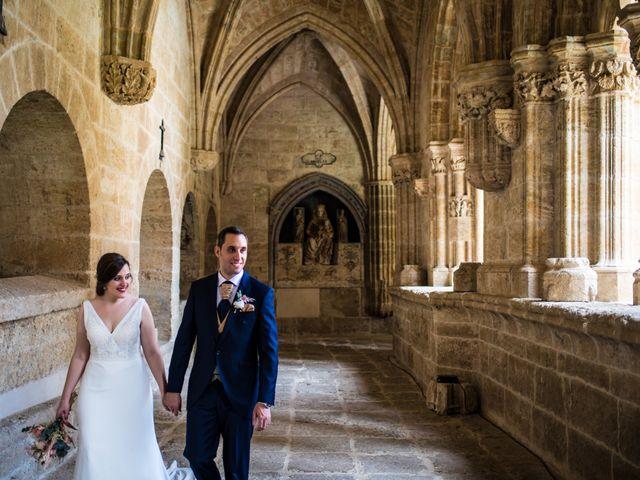 La boda de Sergio y Sandra en Ciudad Rodrigo, Salamanca 34
