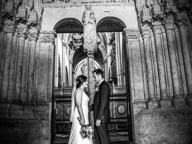 La boda de Sergio y Sandra en Ciudad Rodrigo, Salamanca 1