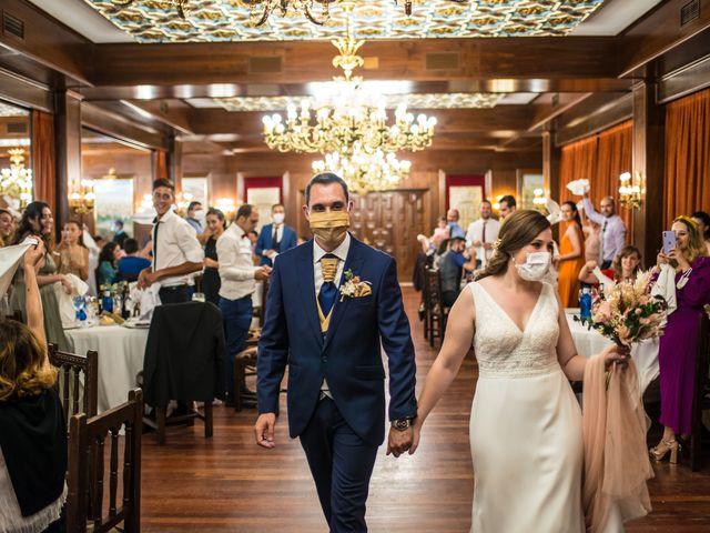 La boda de Sergio y Sandra en Ciudad Rodrigo, Salamanca 38