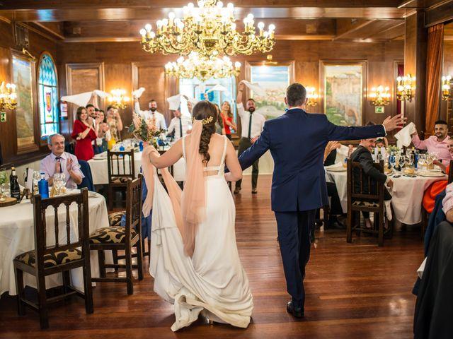 La boda de Sergio y Sandra en Ciudad Rodrigo, Salamanca 39