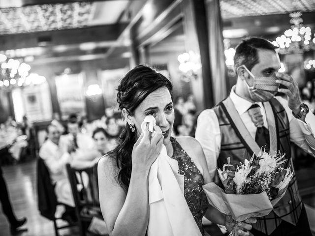 La boda de Sergio y Sandra en Ciudad Rodrigo, Salamanca 41