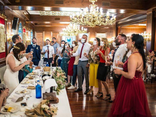 La boda de Sergio y Sandra en Ciudad Rodrigo, Salamanca 43
