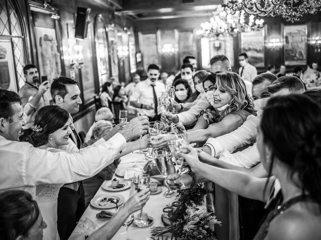 La boda de Sergio y Sandra en Ciudad Rodrigo, Salamanca 44