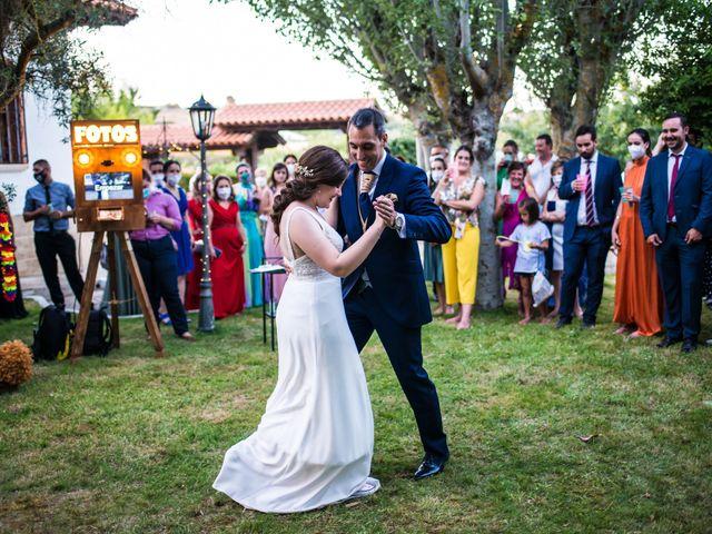 La boda de Sergio y Sandra en Ciudad Rodrigo, Salamanca 47