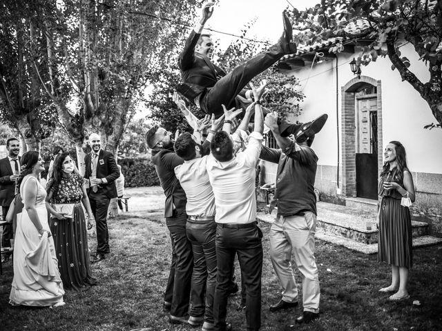 La boda de Sergio y Sandra en Ciudad Rodrigo, Salamanca 48