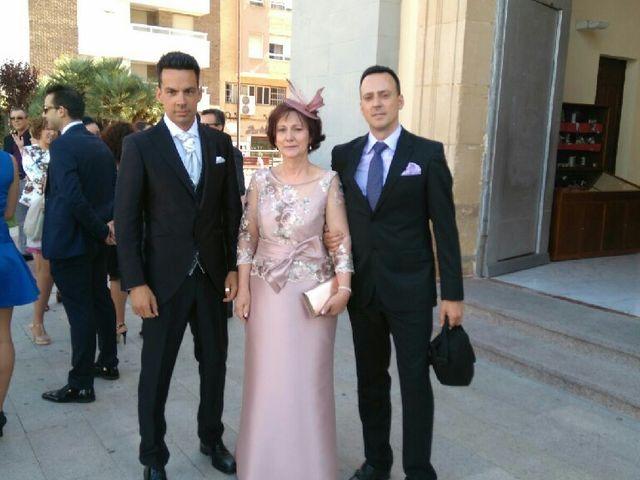 La boda de Alberto y Marisol en Guardamar Del Segura, Alicante 8