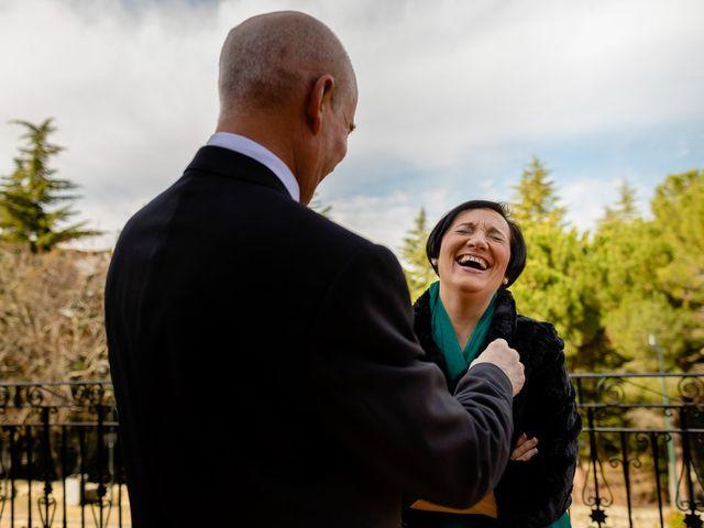 La boda de Elisa y Jordi en Collado Villalba, Madrid 8