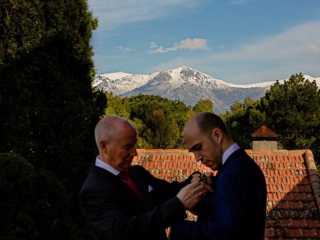 La boda de Elisa y Jordi en Collado Villalba, Madrid 9