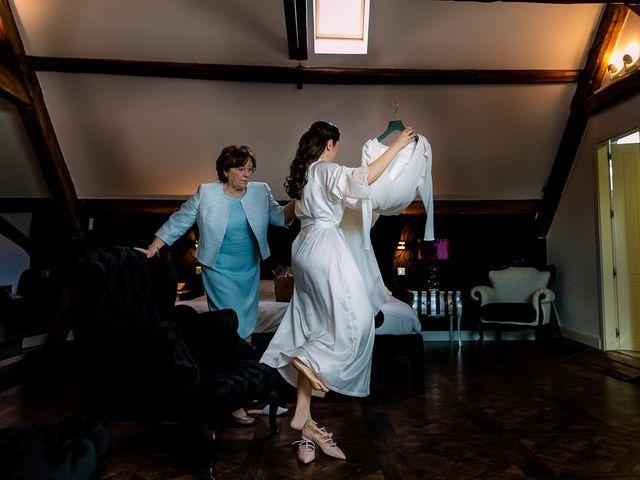 La boda de Elisa y Jordi en Collado Villalba, Madrid 13