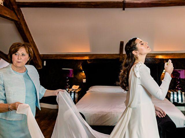 La boda de Elisa y Jordi en Collado Villalba, Madrid 14
