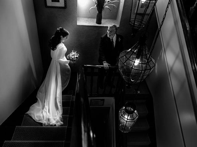La boda de Elisa y Jordi en Collado Villalba, Madrid 17