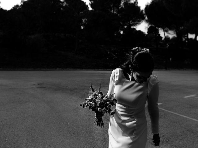 La boda de Elisa y Jordi en Collado Villalba, Madrid 19
