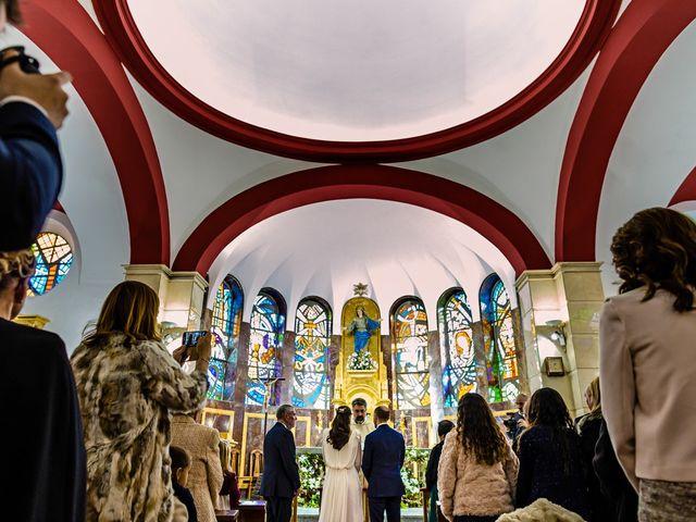La boda de Elisa y Jordi en Collado Villalba, Madrid 25
