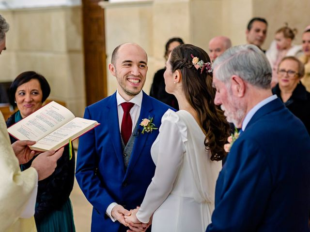 La boda de Elisa y Jordi en Collado Villalba, Madrid 26