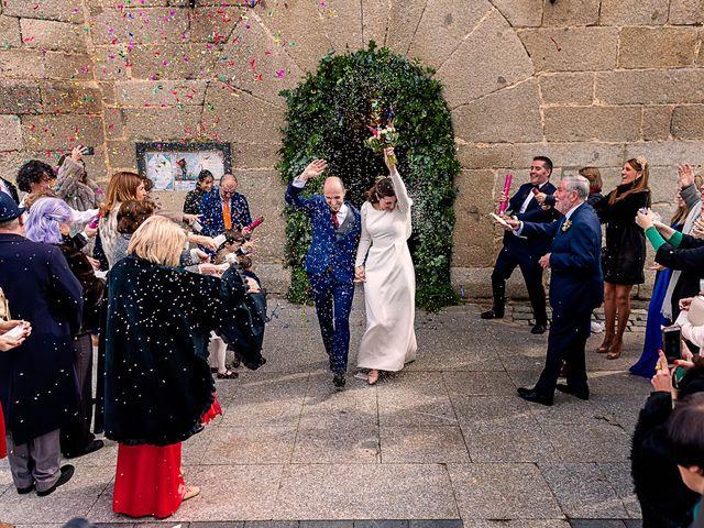 La boda de Elisa y Jordi en Collado Villalba, Madrid 27