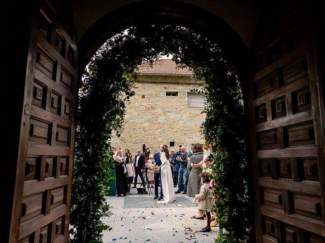 La boda de Elisa y Jordi en Collado Villalba, Madrid 28
