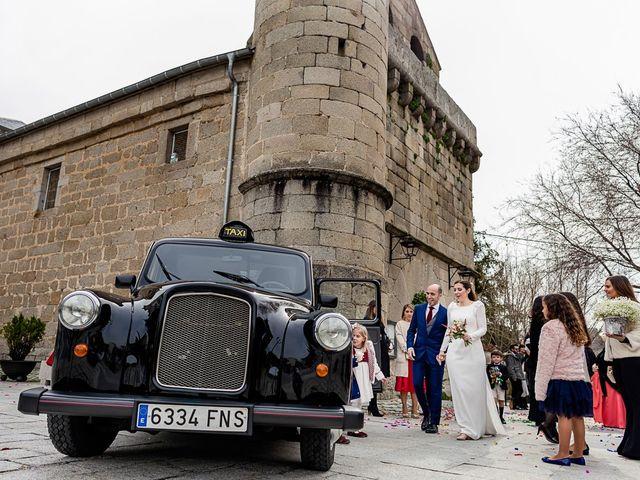 La boda de Elisa y Jordi en Collado Villalba, Madrid 29