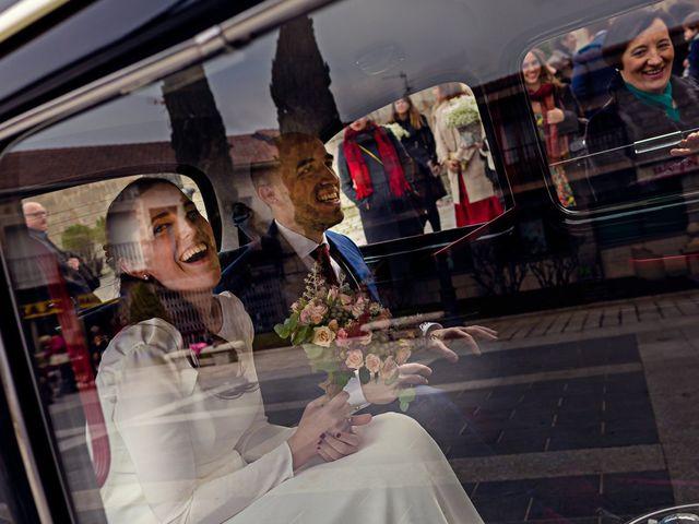 La boda de Elisa y Jordi en Collado Villalba, Madrid 30