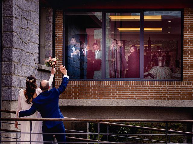 La boda de Elisa y Jordi en Collado Villalba, Madrid 34