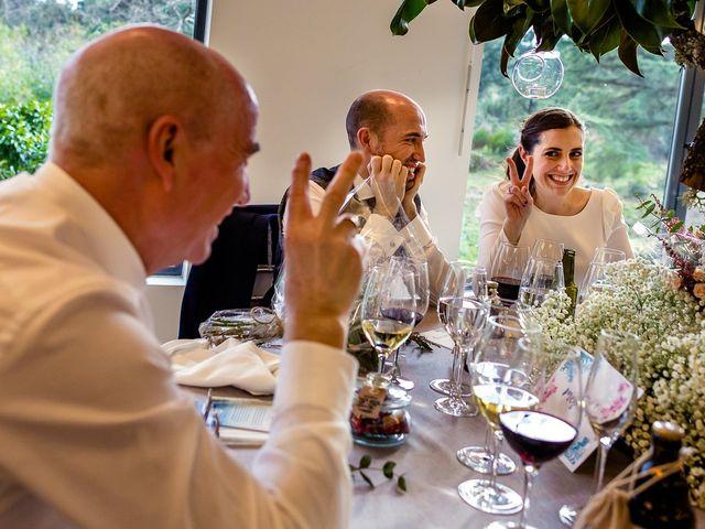 La boda de Elisa y Jordi en Collado Villalba, Madrid 40